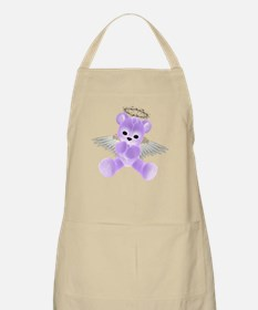 PURPLE ANGEL BEAR 2 BBQ Apron