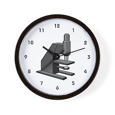 Lab Tech MT Wall Clock