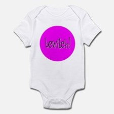 Bewitch Pink Infant Bodysuit
