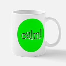 Calm Green Mug