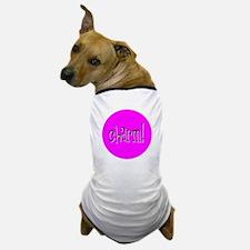 Charm Pink Dog T-Shirt