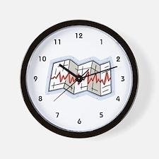 Paramedic EMT Wall Clock