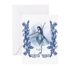 Winter Fairie Greeting Cards (Pk of 10)