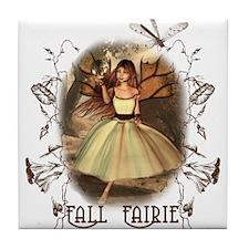 Fairy Art Tile Coaster