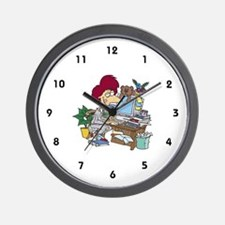 eBay Wall Clock