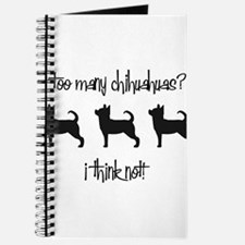 Too Many Chihuahuas? Journal