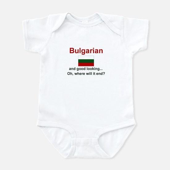 Gd Lkg Bulgarian Infant Bodysuit