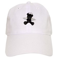BLACK ANGEL BEAR Baseball Baseball Cap