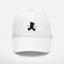 BLACK ANGEL BEAR Baseball Baseball Cap