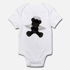 BLACK ANGEL BEAR Infant Bodysuit