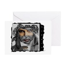 Medusa Greeting Cards (Pk of 10)
