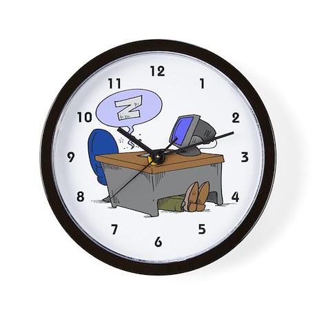 Administrative Assistant Wall Clock