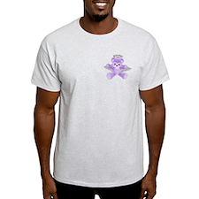 PURPLE ANGEL BEAR T-Shirt