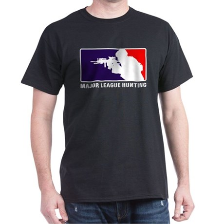 Major League Hunting Dark T-Shirt - Metl Shirt