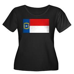 North Carolina Blank Flag T