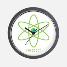 React Wall Clock