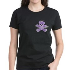 PURPLE ANGEL BEAR Tee