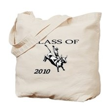 Cowboy Class of 2010 Tote Bag
