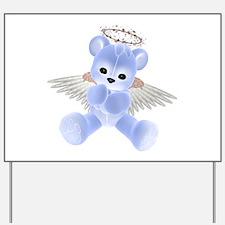 BLUE ANGEL BEAR 2 Yard Sign