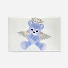 BLUE ANGEL BEAR 2 Rectangle Magnet (100 pack)