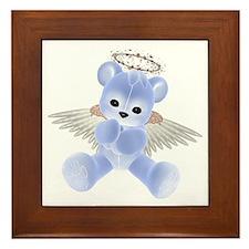 BLUE ANGEL BEAR 2 Framed Tile