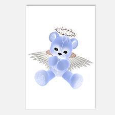 BLUE ANGEL BEAR 2 Postcards (Package of 8)