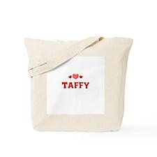 Taffy Tote Bag