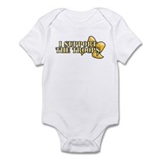 Unique Marine red friday support my marine Infant Bodysuit
