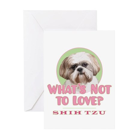What's Not To Love - Greeting Card