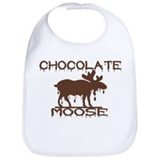 Chocolate Moose Bib