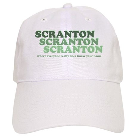 Scranton Retro Cap