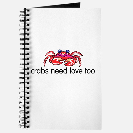 crabs need love too Journal