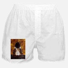 Dark Princess Boxer Shorts