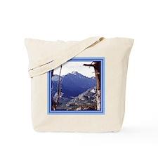Long's Peak Colorado Tote Bag