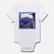 Long's Peak Colorado Infant Creeper