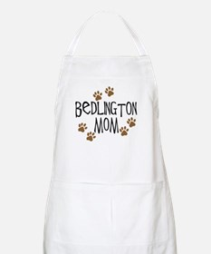 Bedlington Mom BBQ Apron