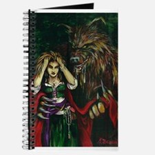 Werewolf and Red Journal
