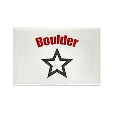 Boulder, CO Rectangle Magnet (10 pack)