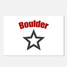 Boulder, CO Postcards (Package of 8)