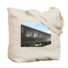 Campo Train Tote Bag