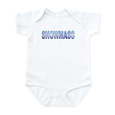 Snowmass, Colorado Infant Bodysuit