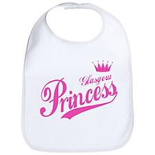 Glasgow Princess Bib