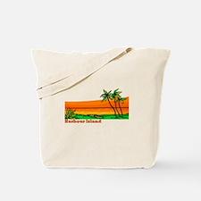 Harbour Island, Bahamas Tote Bag