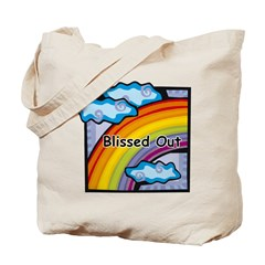 Blissed Out Tote Bag