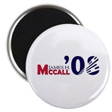 James H. McCall 08 Magnet