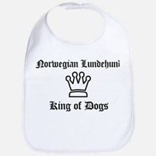 Norwegian Lundehund - King of Bib