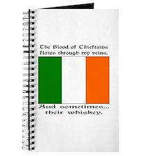 Irish Blood and Whiskey Journal