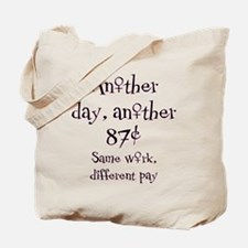 Another 87 Cents Tote Bag