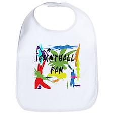 Paintball Fan Bib