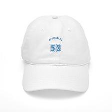 Officially 53 Baseball Cap